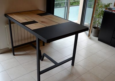Table haute 2