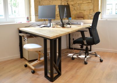 Table de bureau
