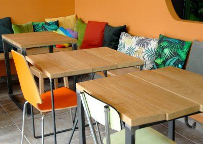 Table de restaurant Kiwee