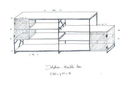 L'Atelier Urbain x Delphine